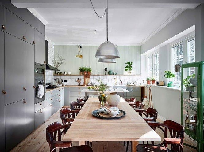 Interfusta - Cocina de estilo nordico